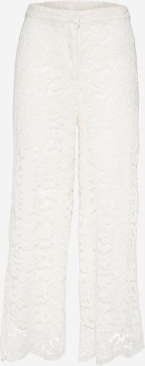 VILA Pantalon 'EMILIE' en ivoire, Vue avec produit