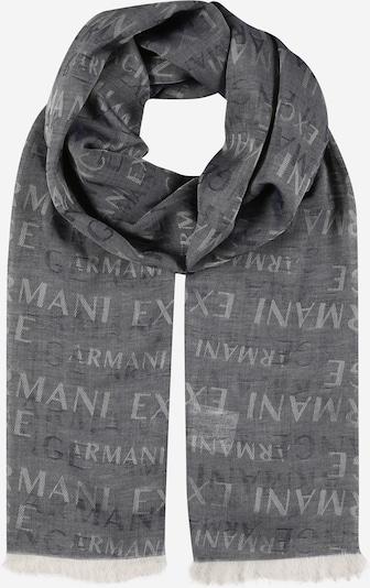 ARMANI EXCHANGE Écharpe en bleu-gris, Vue avec produit