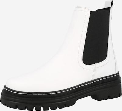 GABOR Chelsea Boots en noir / blanc, Vue avec produit