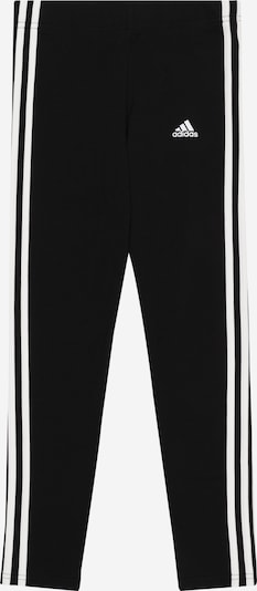 ADIDAS PERFORMANCE Leggings in schwarz / weiß, Produktansicht