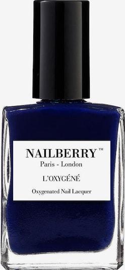 Nailberry Nagellack 'L'Oxygéné Oxygenated' in nachtblau, Produktansicht