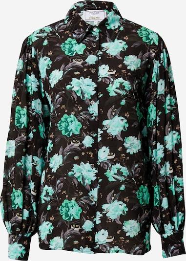 PAUL & JOE Bluza u zelena / crna, Pregled proizvoda