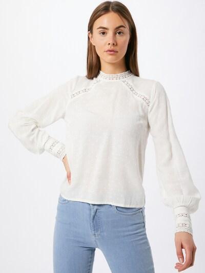 Pimkie Bluse 'ROZA' in weiß, Modelansicht