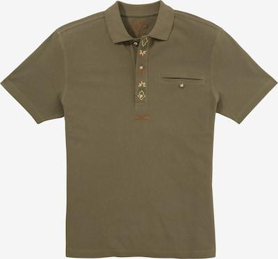 OS-TRACHTEN Trachtenshirt in dunkelgrün, Produktansicht