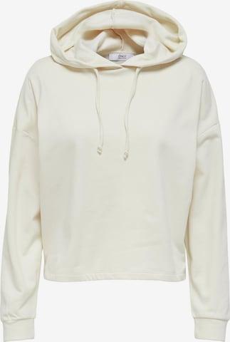 ONLY Sweatshirt 'Dreamer' in Beige