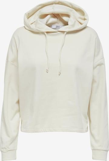 ONLY Sweatshirt 'Dreamer' in creme, Produktansicht