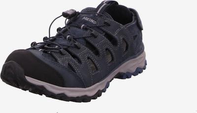 MEINDL Sandalen 'Lipari' in de kleur Enziaan / Zwart, Productweergave
