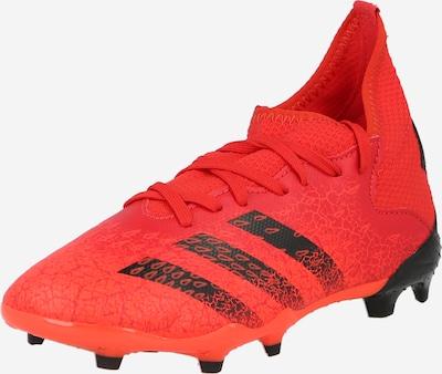 ADIDAS PERFORMANCE Fußballschuh 'Predator Freak 3' in rot / schwarz, Produktansicht