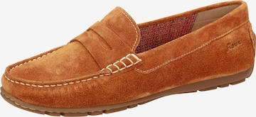 SIOUX Moccasins in Brown