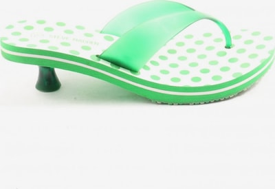 STEVE MADDEN Sandals & High-Heeled Sandals in 38 in Green / White, Item view