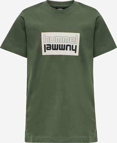 Hummel Functioneel shirt in de kleur Groen, Productweergave