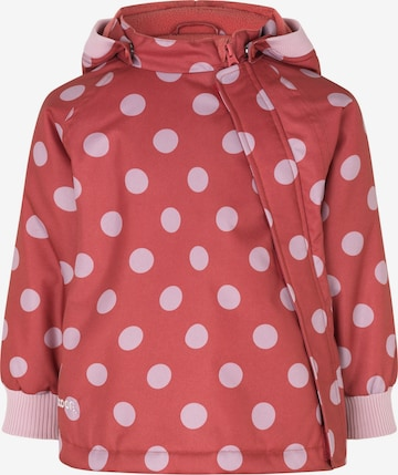 Racoon Outdoor Performance Jacket 'Ida' in Pink