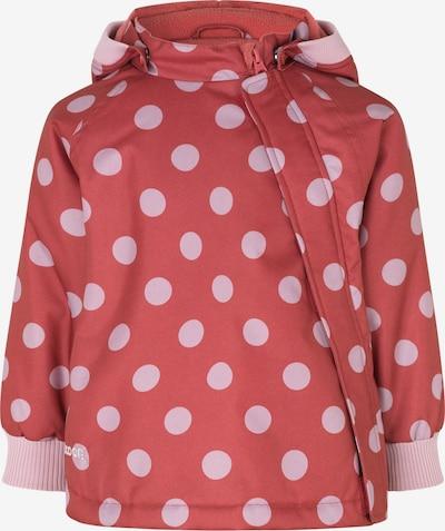 Racoon Outdoor Performance Jacket 'Ida' in Pink / Rose, Item view