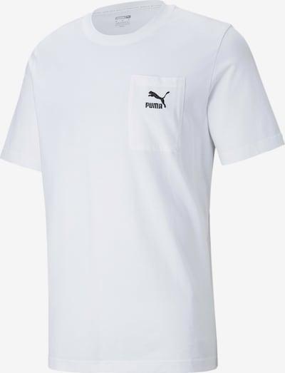 Tricou funcțional PUMA pe alb, Vizualizare produs