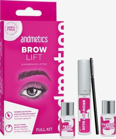 Andmetics Set 'Brow Lamination' in Purple / Transparent, Item view