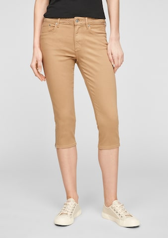 s.Oliver Jeans in Beige