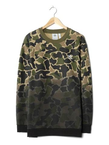 ADIDAS Sweatshirt in L-XL in Grün