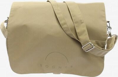 BOGNER Collegetasche in One Size in creme, Produktansicht