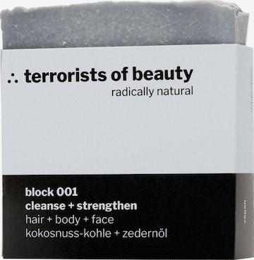 Terrorists of Beauty Soap 'Block' in