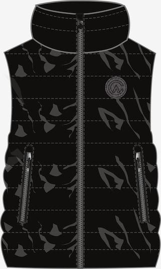 CHIEMSEE Športová vesta 'DENA' - čierna, Produkt