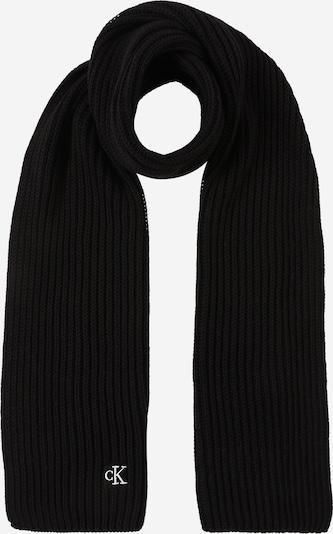 Calvin Klein Jeans Šalle, krāsa - melns / balts, Preces skats