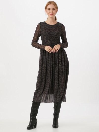 NÜMPH Kleid 'Nureja' in himmelblau / gelb / rot / schwarz, Modelansicht