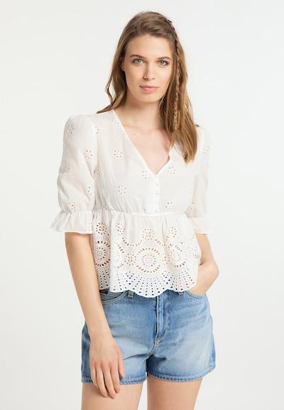 usha FESTIVAL Bluse in weiß, Modelansicht