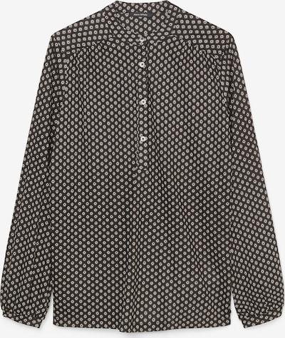 Marc O'Polo Bluse in schwarz / weiß, Produktansicht