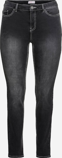 Jeans SHEEGO pe negru, Vizualizare produs
