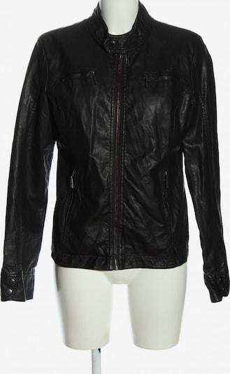 mister*lady Kunstlederjacke in L in schwarz, Produktansicht