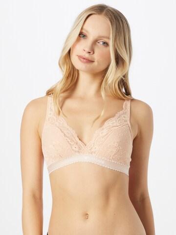 Emporio Armani - Sujetador en rosa