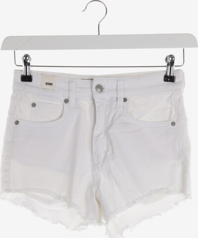 DRYKORN Jeansshorts in XS in offwhite, Produktansicht