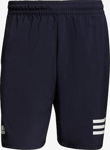 ADIDAS PERFORMANCE Shorts 'Club' in Blau