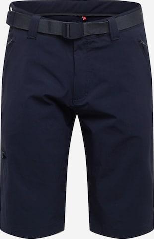 Maier Sports Παντελόνι πεζοπορίας 'Nil' σε μπλε