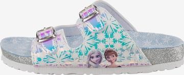 Disney Die Eiskönigin Pantoletten in Silber