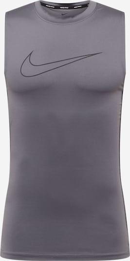 NIKE Funktionsskjorte i grå, Produktvisning