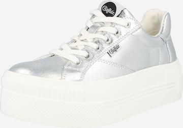 Sneaker low 'PAIRED' de la BUFFALO pe argintiu