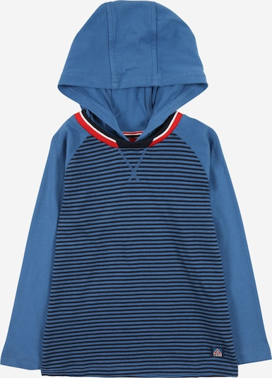 s.Oliver Shirt in himmelblau / rot / schwarz / weiß, Produktansicht
