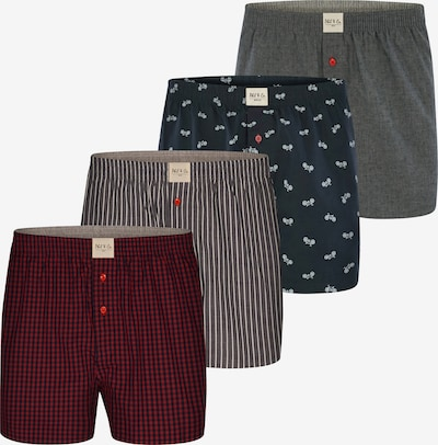 Phil & Co. Berlin Boxer shorts ' Web Classic ' in Mixed colors, Item view