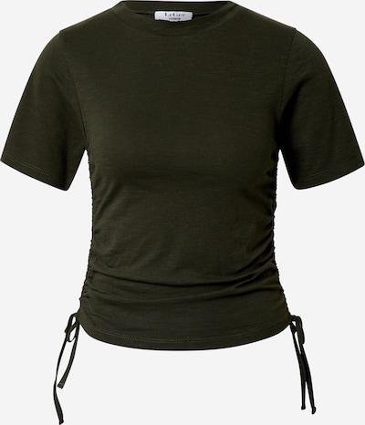 LeGer by Lena Gercke T-shirt 'Ada' i mörkgrön, Produktvy