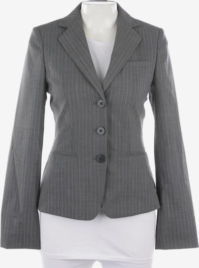 HUGO BOSS Blazer in XS in grau / weiß, Produktansicht