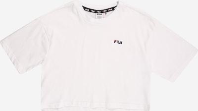 FILA Camiseta 'Anna' en azul noche / melón / offwhite, Vista del producto
