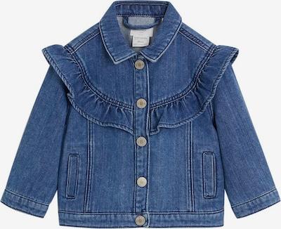 MANGO KIDS Jacke 'Norma' in blau, Produktansicht