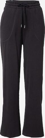 PUMA Спортен панталон в черно
