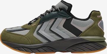 Chaussure de sport Hummel en vert