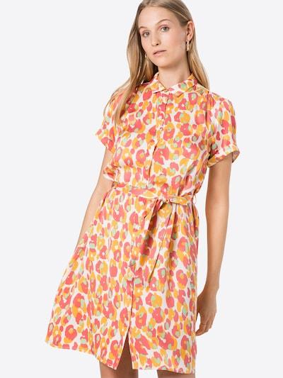 Fabienne Chapot Kleid in creme / mischfarben, Modelansicht