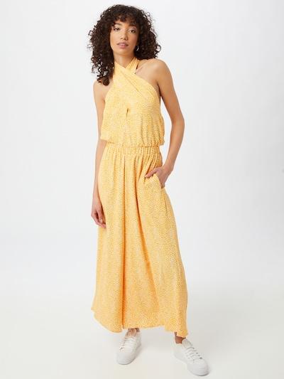 Paisie Overal - žltá / biela, Model/-ka