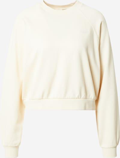 LEVI'S Sweatshirt in pastellgelb, Produktansicht