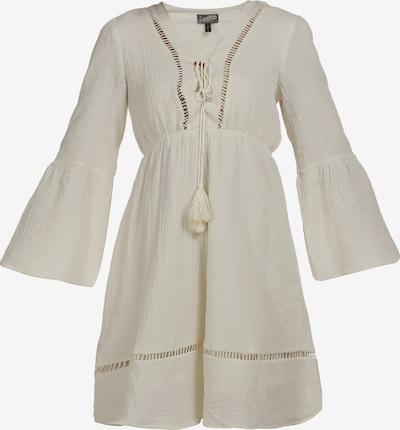DreiMaster Vintage Kleid in wollweiß, Produktansicht