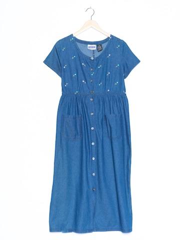 Erika & Co Dress in L-XL in Blue